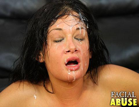 Jessa said Facial abuse tour god, she